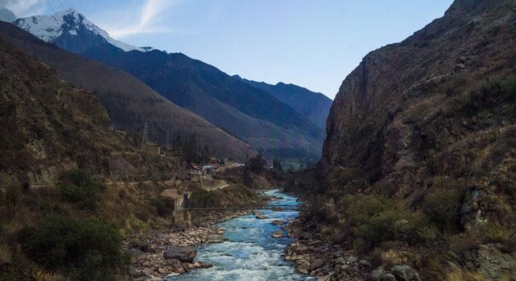 Rafting en los alrededores de Cusco