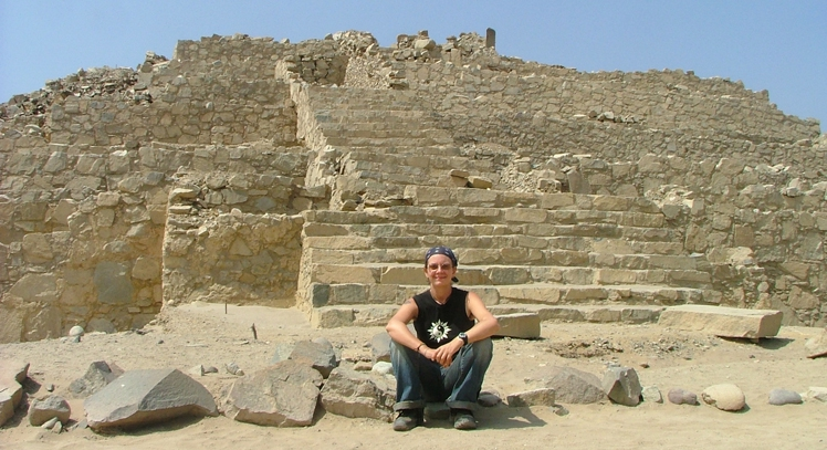 Ruinas de Caral