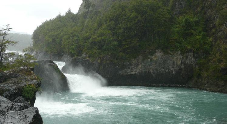 Río Petrohué