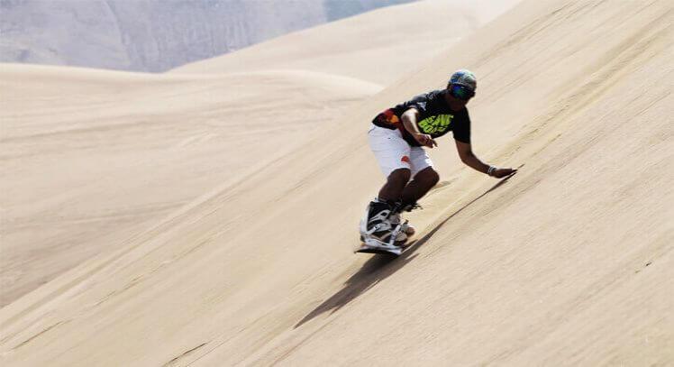 Sandboard Cerro Dragón