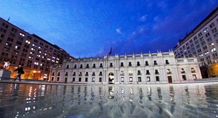 Palacio de Gobierno de Chile
