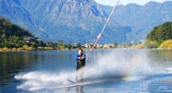 Ski y Wakeboard Lago Villarrica