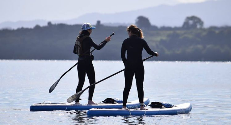 Llanquihue Lake Stand Up Paddle