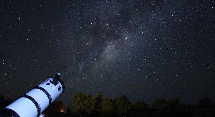 Cielo en San Pedro de Atacama