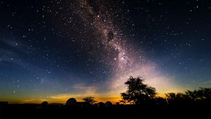Estrellas Desierto de Atacama