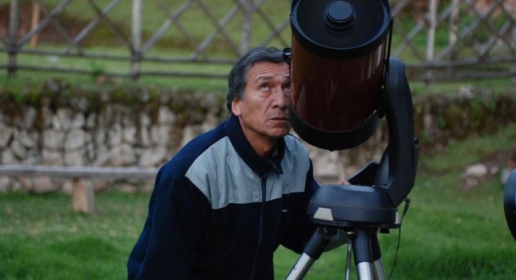 Observación por telescopio