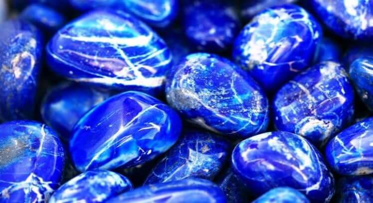 Piedras de Lapis Lazuli