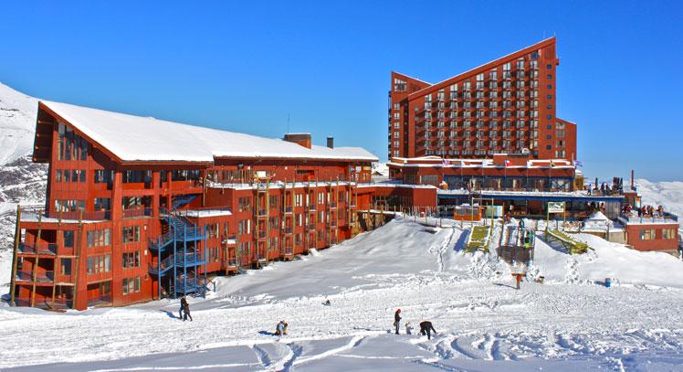 Farellones and Valle Nevado Ski Resorts