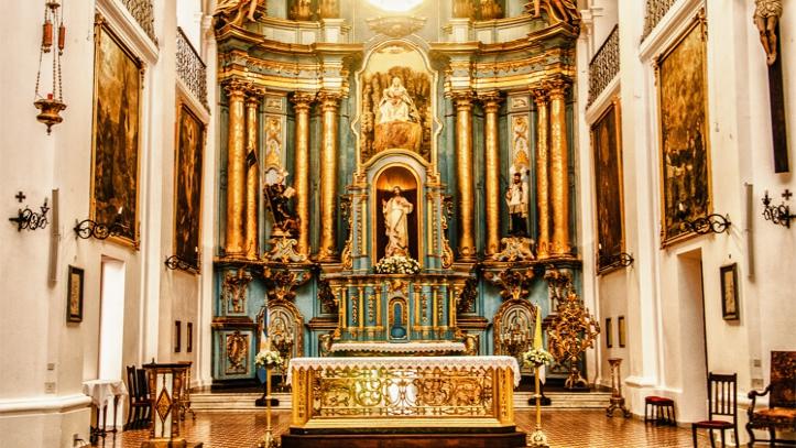 Tour Papa Francisco