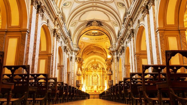 Catedral Papa Francisco
