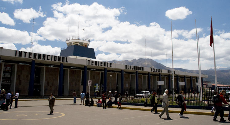 Transfer Aeropuerto Cusco
