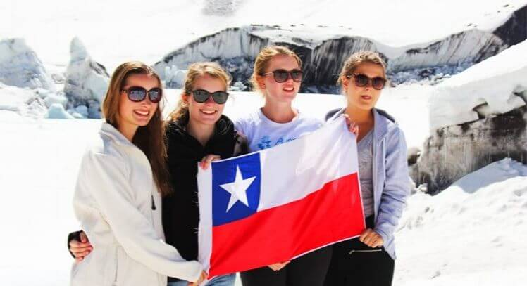 Trekking al Glaciar El Morado