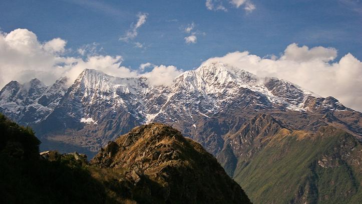 Trekking Choquequirao Machu Picchu