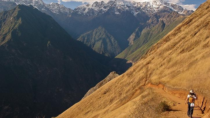Trekking Choquequirao Peru