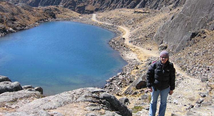 Trekking Condoriri