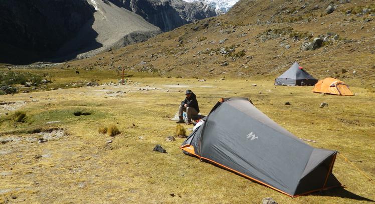 Trekking Cordillera Huayhuash (10 días)