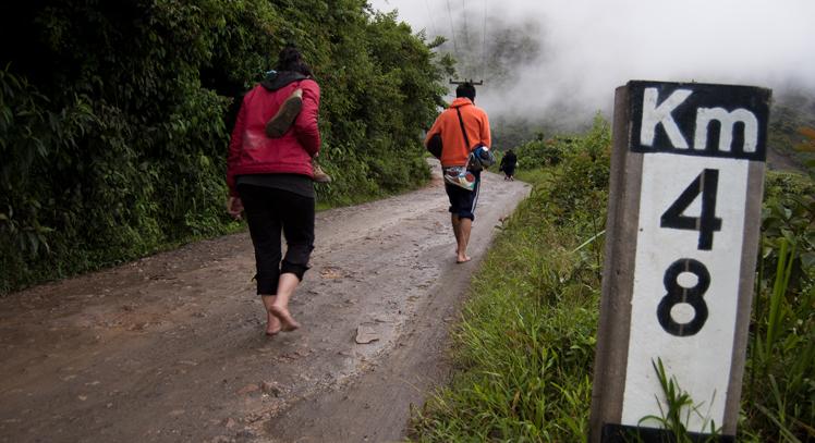 Trekking El Choro
