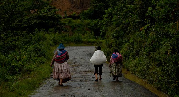 Camino del Inca El Choro