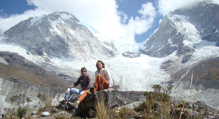 Huayhuash Trek (4 days)