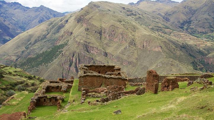 Ruinas Inca Huchuy
