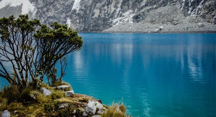 Laguna 69 en Huaraz