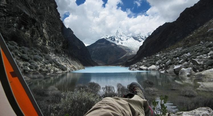 Trekking Laguna Parón