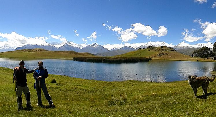 Trilha Lagoa Wilcacocha