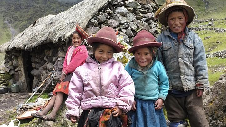 Trekking Lares a Machu Picchu
