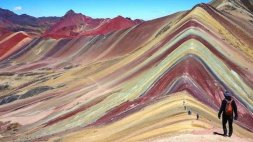 Trekking Montaña Arcoíris