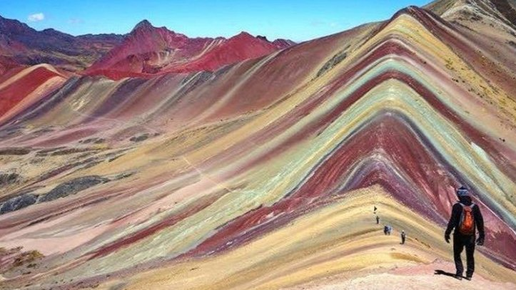 Tour Montaña Arcoiris