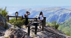 Quebrada del Condorito Trekking