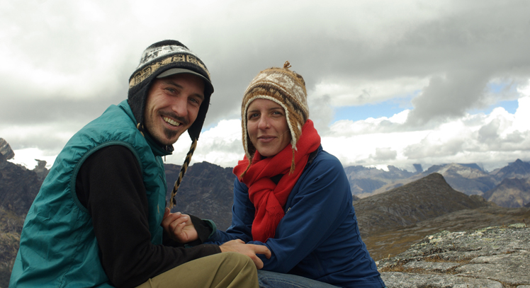 Trekking Quilcayhuanca a Cojup