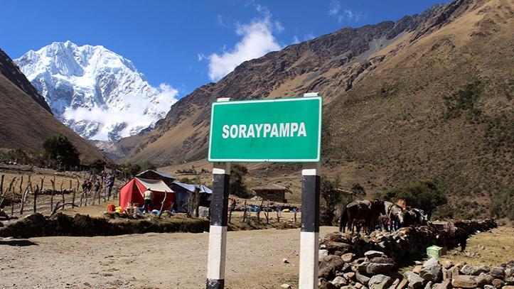 Soraypampa