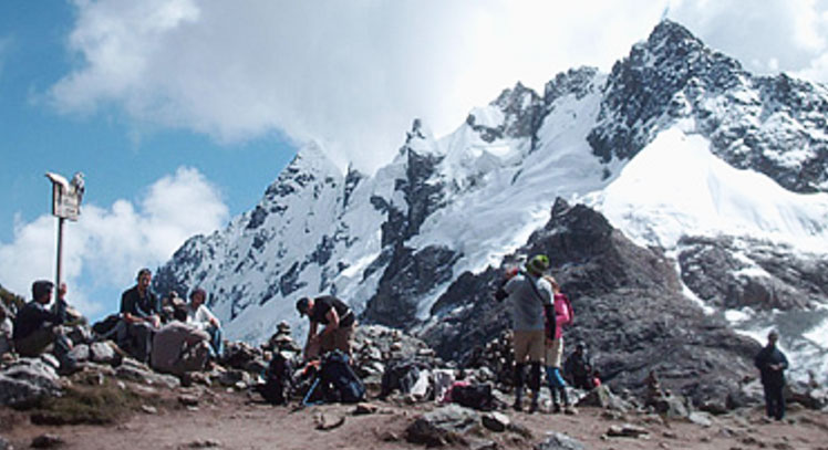 Trekking Salkantay a Machu Picchu