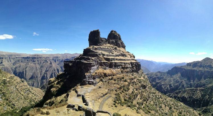Trekking Waqrapukara