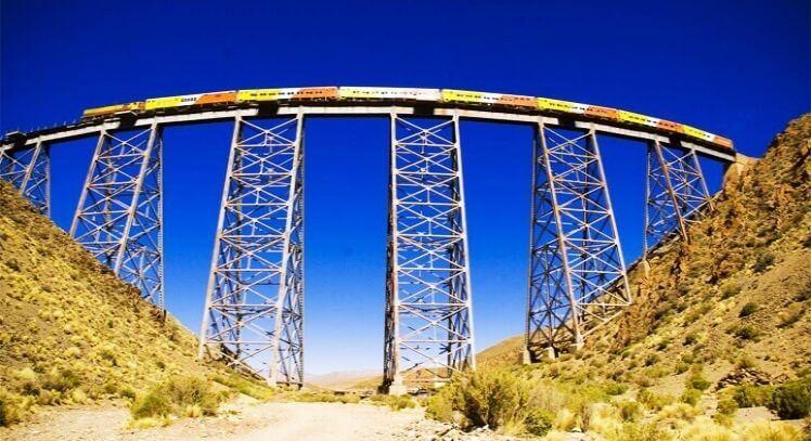 Viaducto Tren a las Nubes