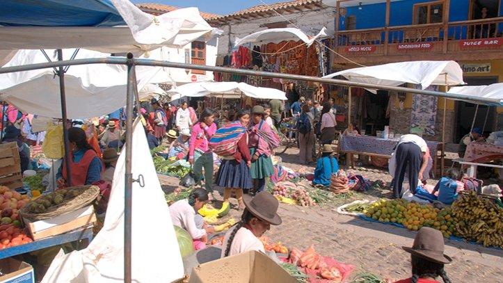 Tour Mercado de Písac