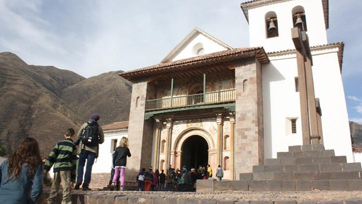 Tour por Valle Sur Andahuaylillas