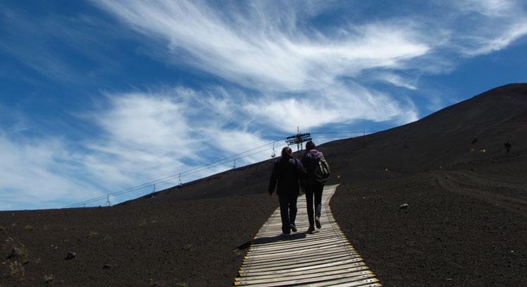Falda de Volcán Osorno