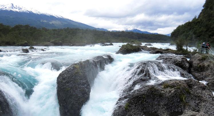 Vulcão Osorno e Saltos do Petrohué