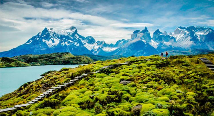 Circuito W Torres Del Paine Mapa : El chileno refugio camping circuito w fantástico sur